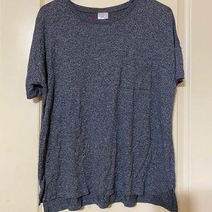 Soft gray t-shirt